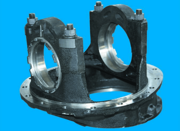 ST16 rear reducer housing